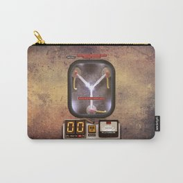 Time machines flux capacitor iPhone 4 5 6 7 8 x, tshirt, mugs and pillow case Carry-All Pouch