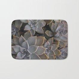 Stone Flowers Bath Mat