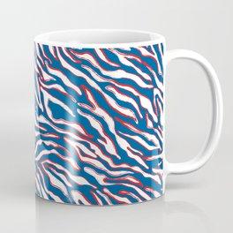 Buffalo Football Stripes Coffee Mug