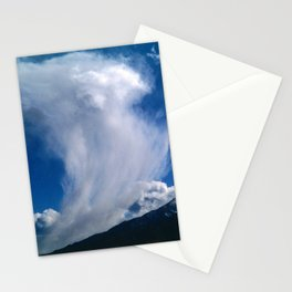 Cloud Ascending to Eternity Stationery Cards