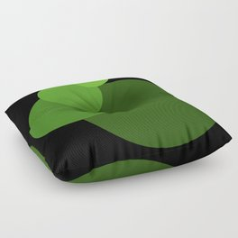 Gradient Circles 1 Floor Pillow
