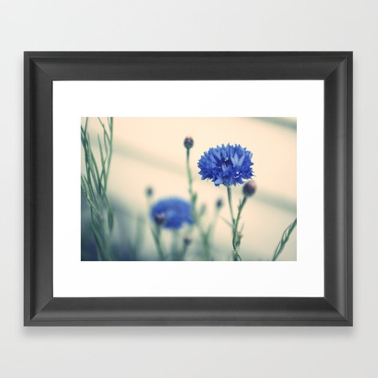 Believe in me Framed Art Print