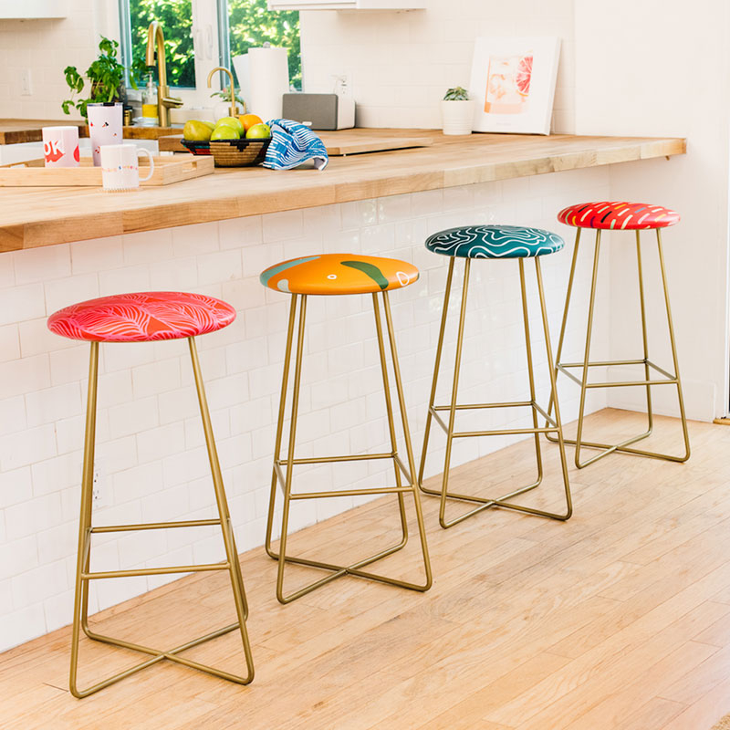 Shop Retro Bar Stools