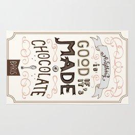 Chocolate lovers Rug