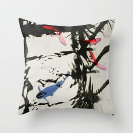 Kigo #01 Throw Pillow