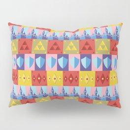 High Fantasy Geometric Pillow Sham