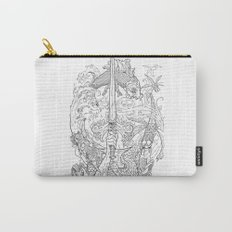 The Eye of the Storm Carry-All Pouch