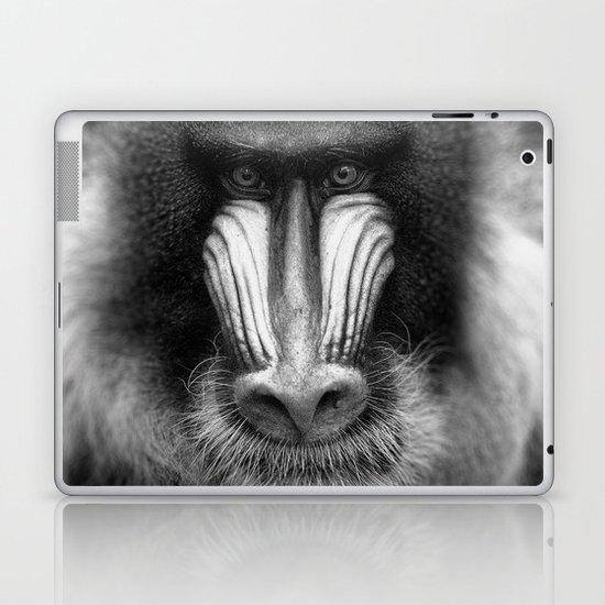 King Monkey Laptop & iPad Skin