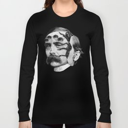 The Amazing Man-Spider Long Sleeve T-shirt