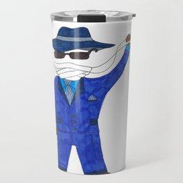 Invisible Man Travel Mug