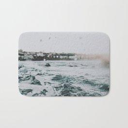 summer waves ii / bondi beach, australia Bath Mat