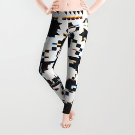 Twisted Quilt Leggings