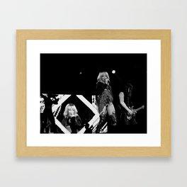 Rockstar 101. Framed Art Print