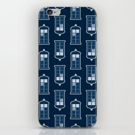 A Thousand Points In Time And Space iPhone Skin