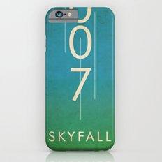 skyfall iPhone 6s Slim Case