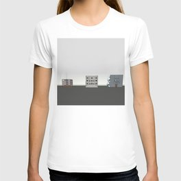 LOOS END ELEVATIONS T-shirt