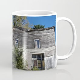 Abandoned in the Country Coffee Mug