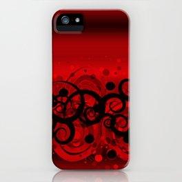 Swish IV iPhone Case