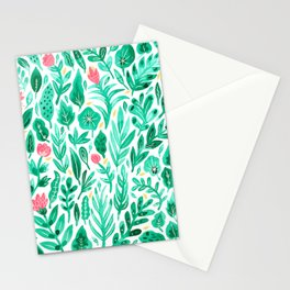 June Blooms Stationery Cards