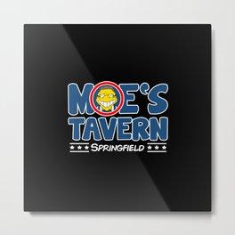 Tavern logo Metal Print