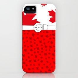 Canada iPhone Case