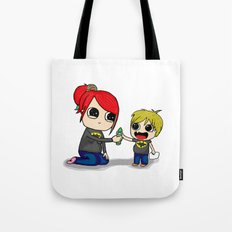 Welcome to the brightside Tote Bag