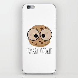 Smart Cookie iPhone Skin