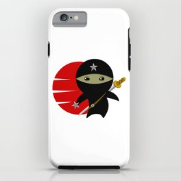 NINJA STAR iPhone Case