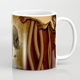 Mechanical skull Coffee Mug