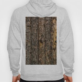 Rough Pine Planks Hoody