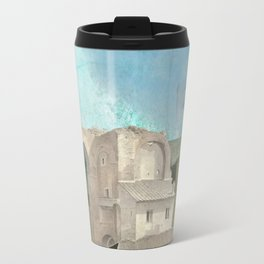 Faded fantasies of a neglected mind Travel Mug