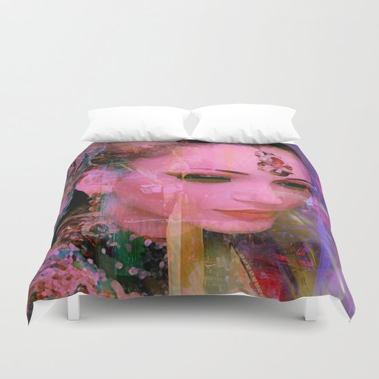 Princess of India Duvet Cover