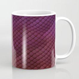 Dragon Scales Pattern Coffee Mug