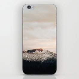 Sunset on Trail Ridge iPhone Skin