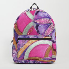 Fower of life Backpack