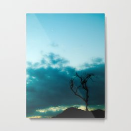 Dark Tree Metal Print