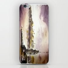 Maidens Tower Istanbul iPhone & iPod Skin