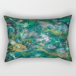 Felt Aurora Rectangular Pillow