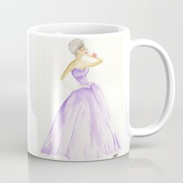 You Cannot Ignore the Color Purple Coffee Mug