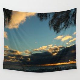 Anna Maria Island Sunset Wall Tapestry