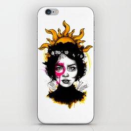 Superbia iPhone Skin