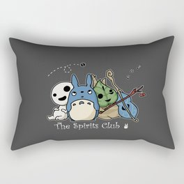 The Spirits Club Rectangular Pillow