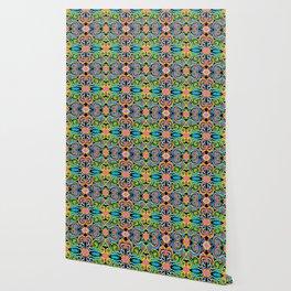 Neon Spring Wallpaper