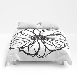 Anemone - Monotone Perennial Comforters