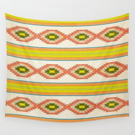 Navajo Pattern Wall Tapestry