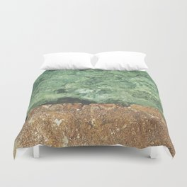 Sea contrast Duvet Cover