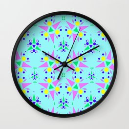 Tessellate Wall Clock