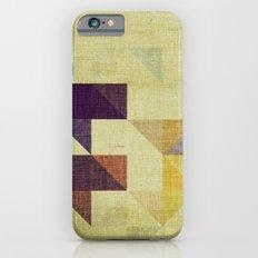 autumn trees iPhone 6s Slim Case