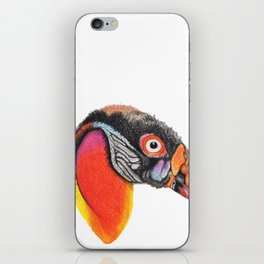 king vulture iPhone Skin