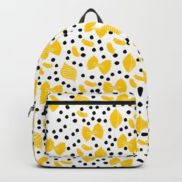 Cute Pasta Backpack